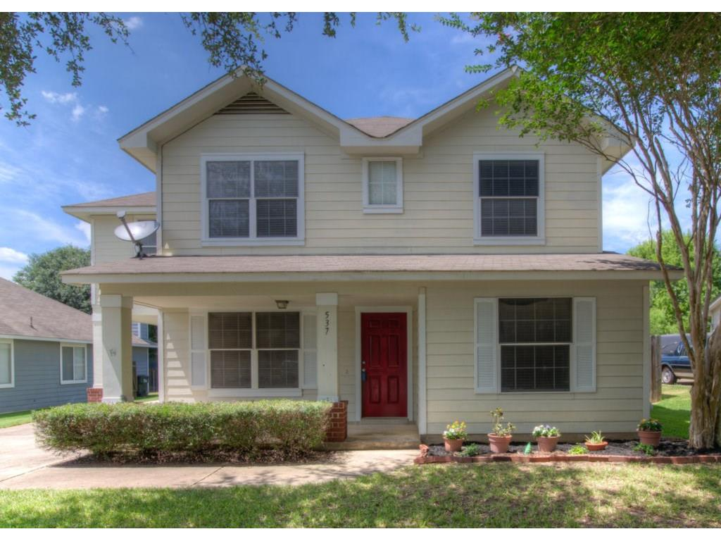 Single Family for Sale at 537 Hampton ST 537 Hampton ST Buda, Texas 78610 United States