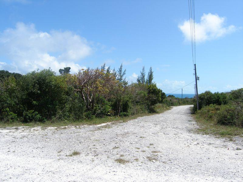 Land for Sale at Laughing Gull & Whalespout Road Rainbow Bay, Eleuthera . Bahamas