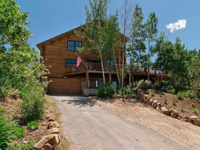sold property at 1418 Eagle Way, Park City
