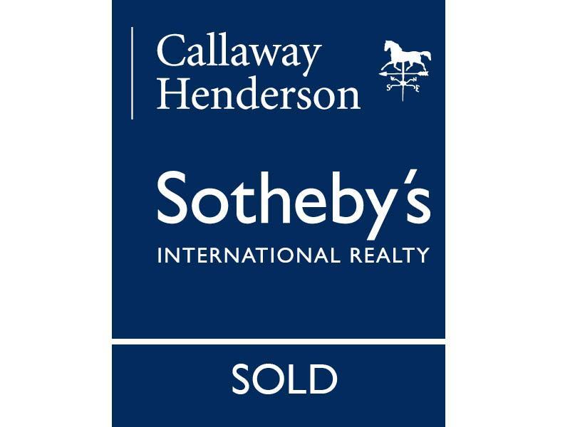 sold property at Princeton, NJ