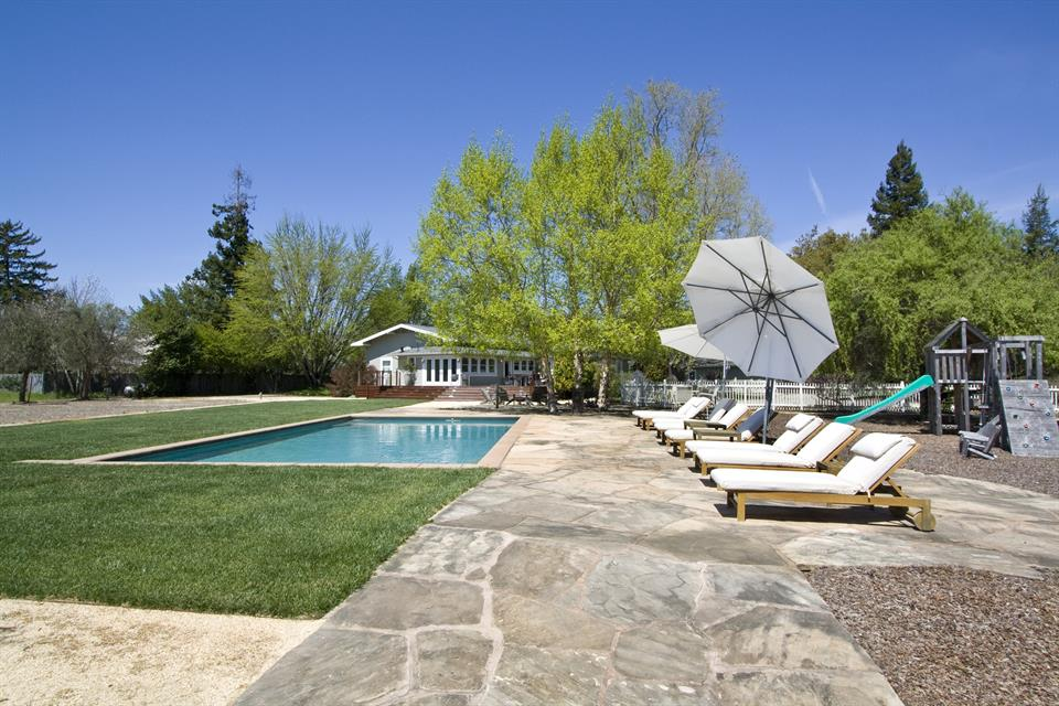 sales property at 788 Magnolia Drive, Healdsburg, California