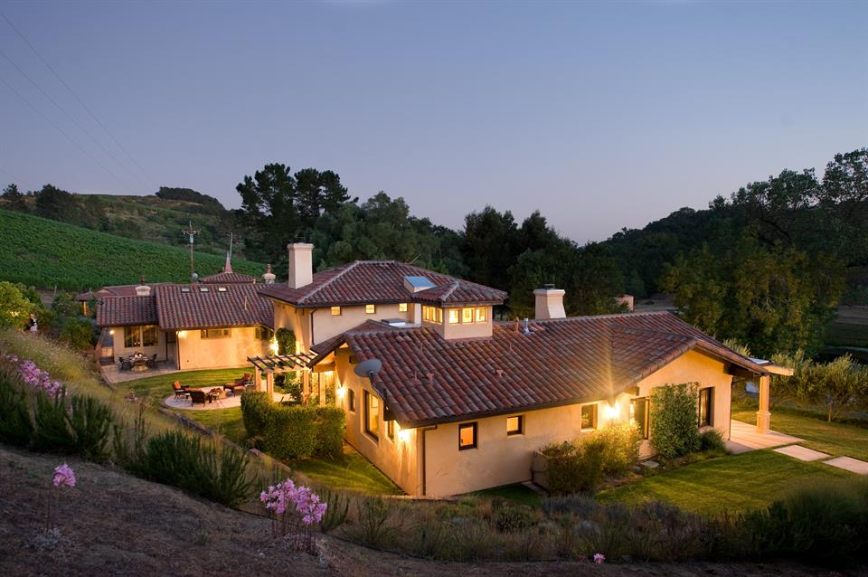 sold property at 10603 Chalk Hill Road, Healdsburg