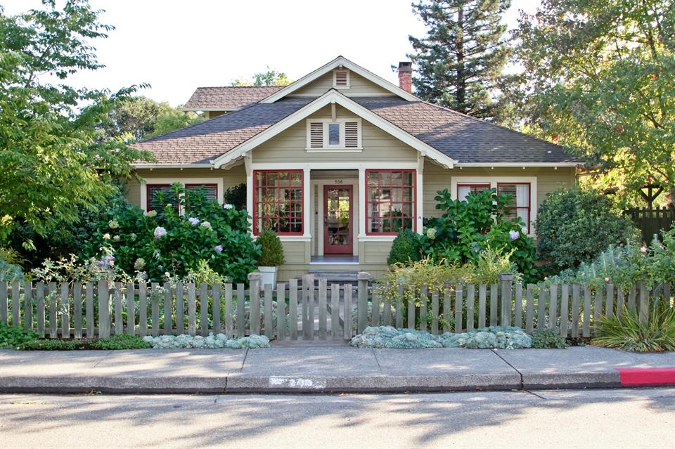 sold property at 556 Matheson, Healdsburg