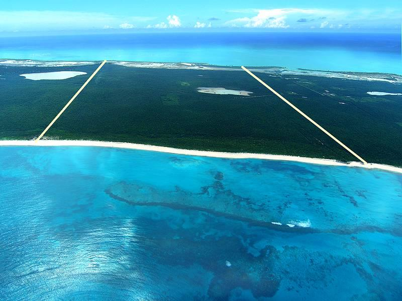 Land for Sale at 717 Acres of Commercial Land Southern Eleuthera Other Eleuthera, Eleuthera . Bahamas