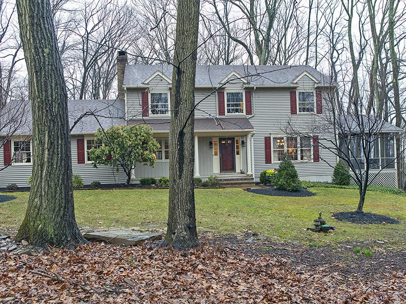 Additional photo for property listing at 11 Pin Oak Road Skillman, NJ (Montgomery Township) Skillman, New Jersey États-Unis