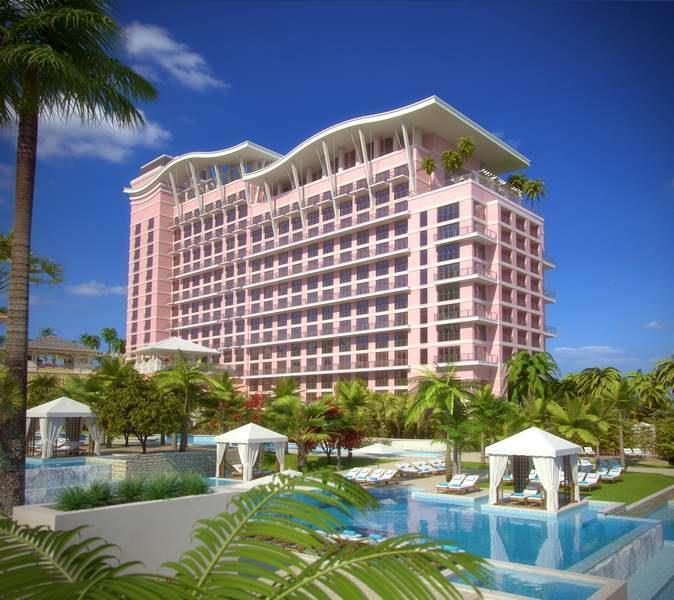 Additional photo for property listing at Baha Mar Mondrian Unit, Nassau, Bahamas Other New Nassau And Paradise Island, New Providence/Nassau Bahamas