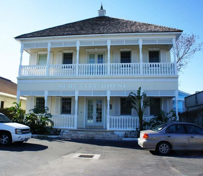 sold property at Serenity House, Nassau, Bahamas