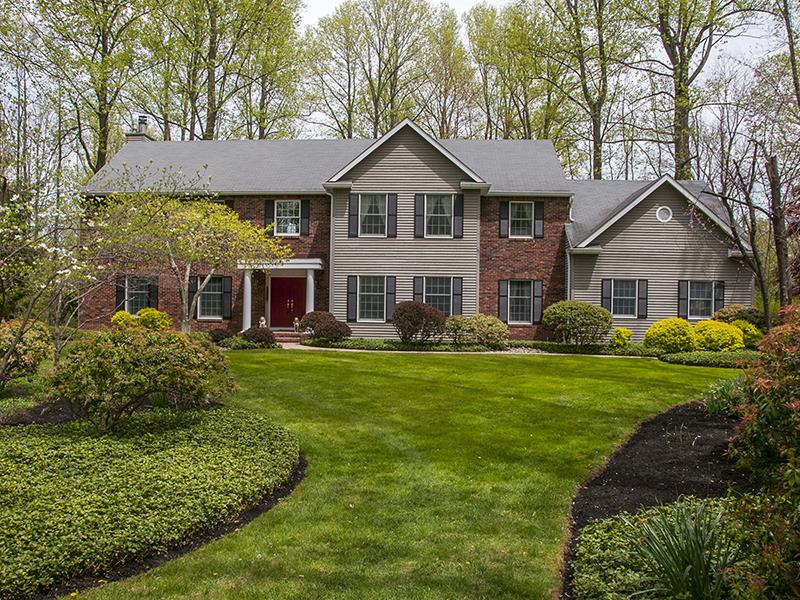 sold property at 80 Fitch Way Princeton, NJ