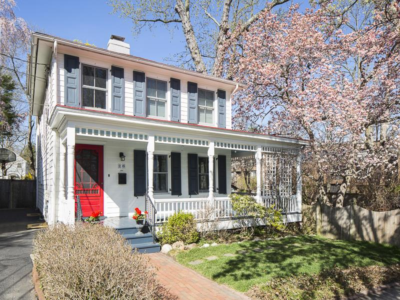 sold property at 26 Moore Street Princeton, NJ