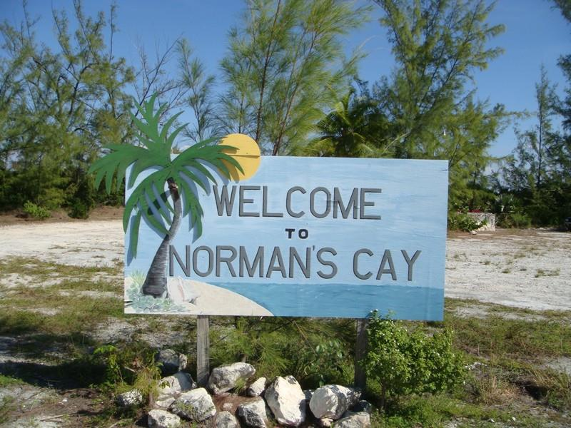 sold property at Block 18, Lot 7, Unit 1, Norman's Cay, Exuma, Bahamas