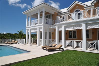 sold property at Tangerine Villa, February Point, Exuma, Bahamas