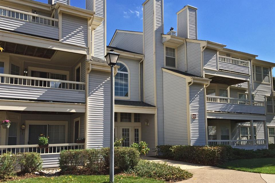 Additional photo for property listing at 201 Salem Court, Unit 3 Princeton, NJ (West Windsor Twp) Princeton, New Jersey Stati Uniti