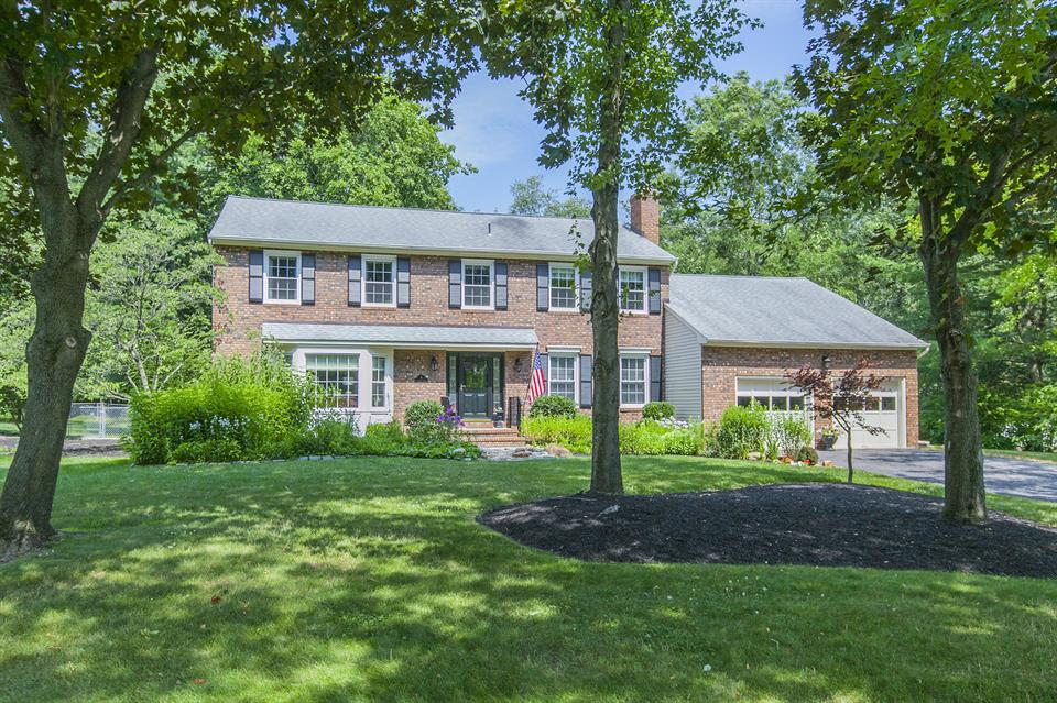Новая постройка для того Продажа на 8 Landing Lane Princeton Jct., NJ (West Windsor Twp) Princeton Junction, Нью-Джерси Соединенные Штаты