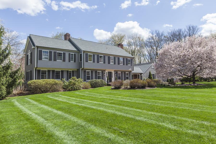 sales property at 76 Stetson Way Princeton, NJ