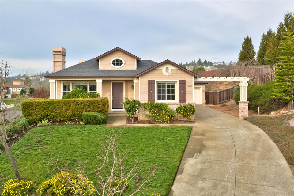 sold property at 3788 Shillingford Place, Santa Rosa, California