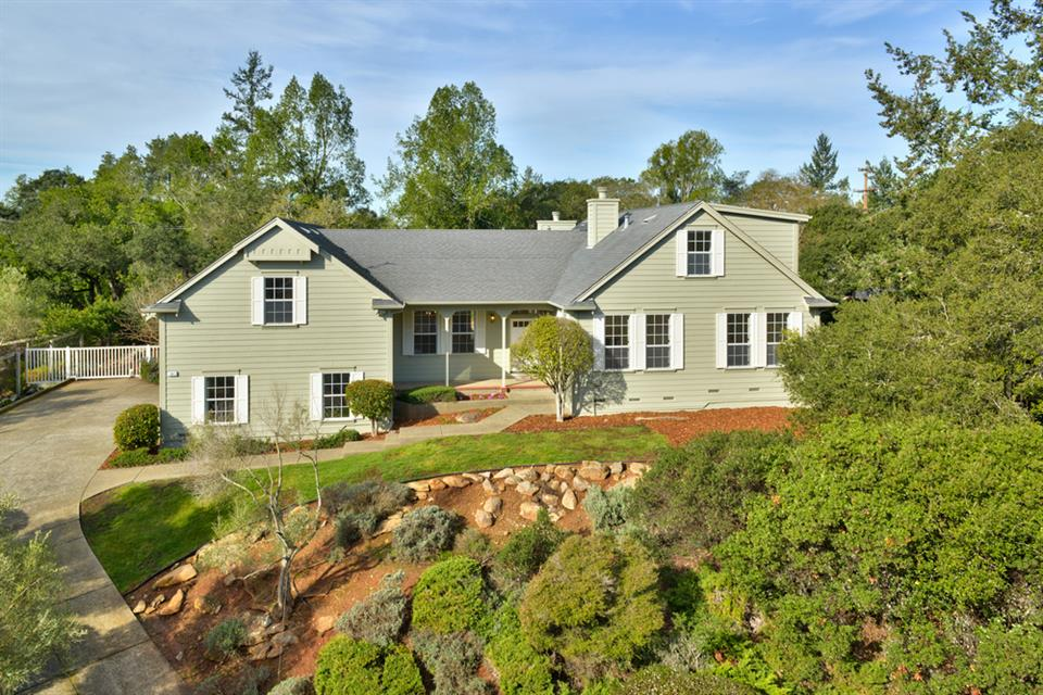 sold property at 1843 Happy Valley Road, Santa Rosa, California
