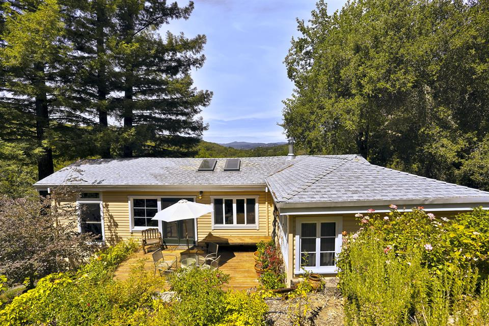 Additional photo for property listing at 1877 Toyon Drive, Healdsburg, California Autres Pays