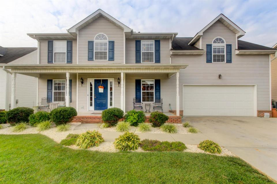 sales property at 6006 Gallant Lane Knoxville, TN 37918
