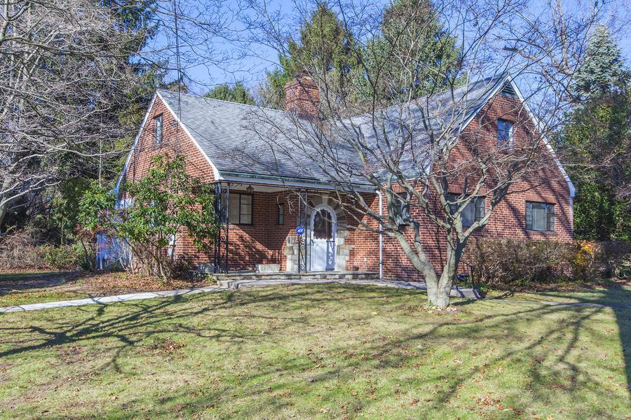 Single Family for Sale at 1481 Lawrence Road Lawrence Township, NJ Lawrence, New Jersey United States