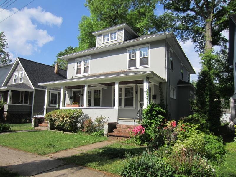 Single Family for Sale at 48 Wilton Street Princeton, NJ Princeton, New Jersey United States
