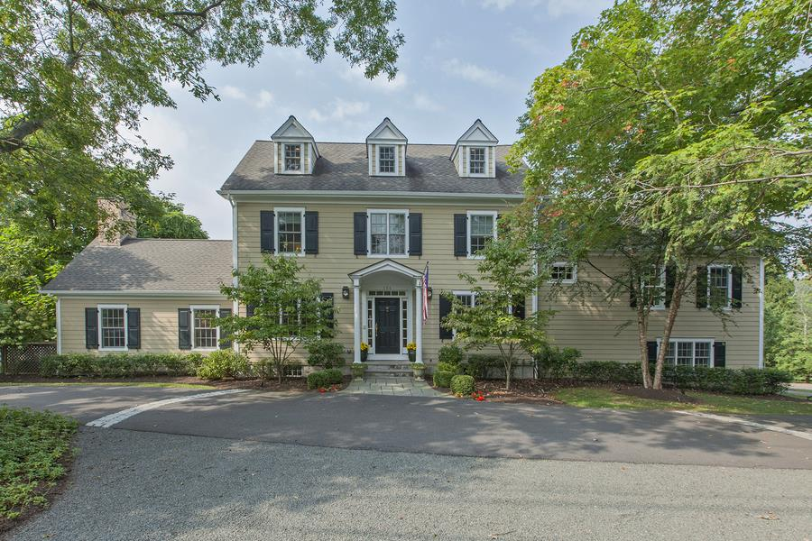 Single Family for Sale at 154 Province Line Road Skillman, NJ (Hopewell Township) Skillman, New Jersey United States