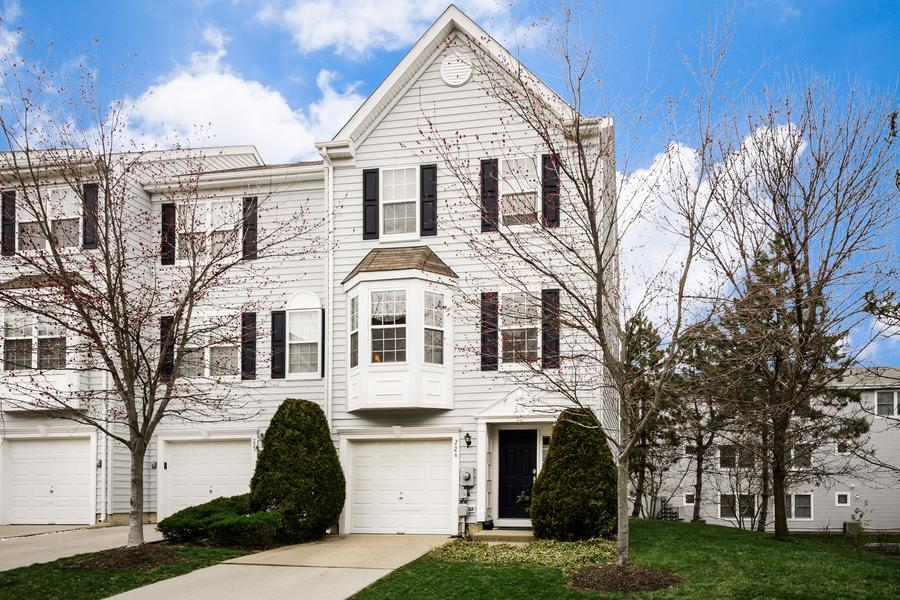 Single Family for Sale at 226 William Livingston Court Princeton, NJ Princeton, New Jersey United States