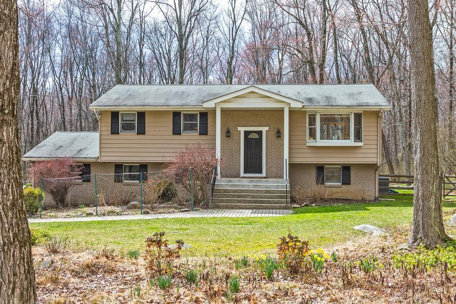Один семья для того Продажа на 166 Lindbergh Road Hopewell, NJ (East Amwell Township) Hopewell, Нью-Джерси Соединенные Штаты