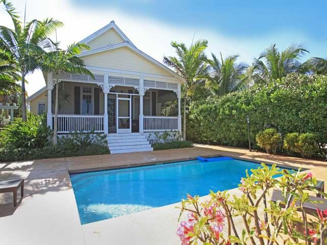 sold property at 3 Canal Beach, Old Fort Bay, Nassau, Bahamas
