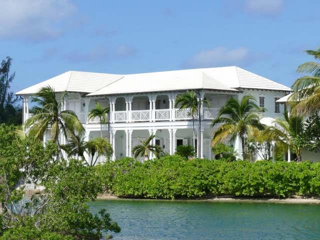 sold property at Bougain Villa, Old Fort Bay, Nassau, Bahamas