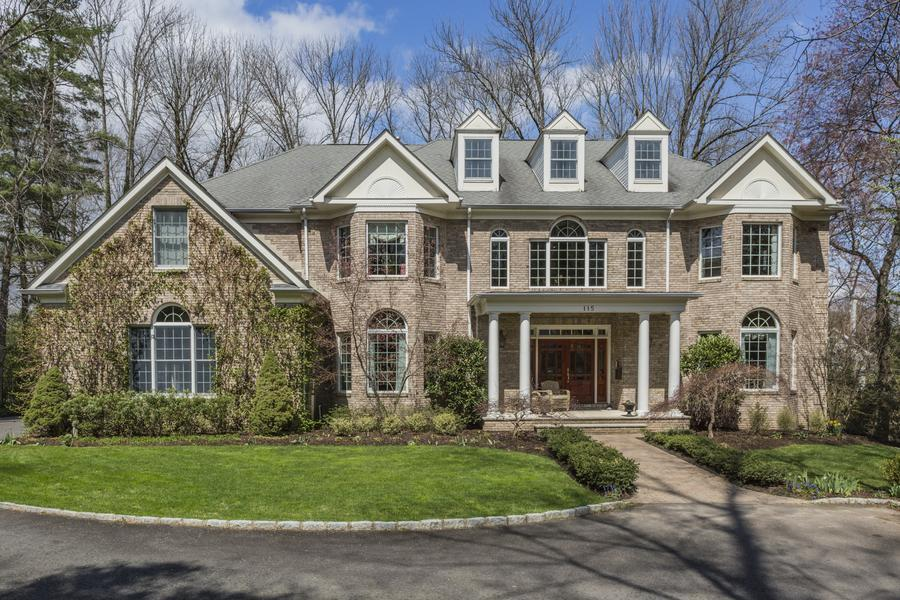 Single Family for Sale at 115 Lafayette Road Princeton, NJ Princeton, New Jersey United States