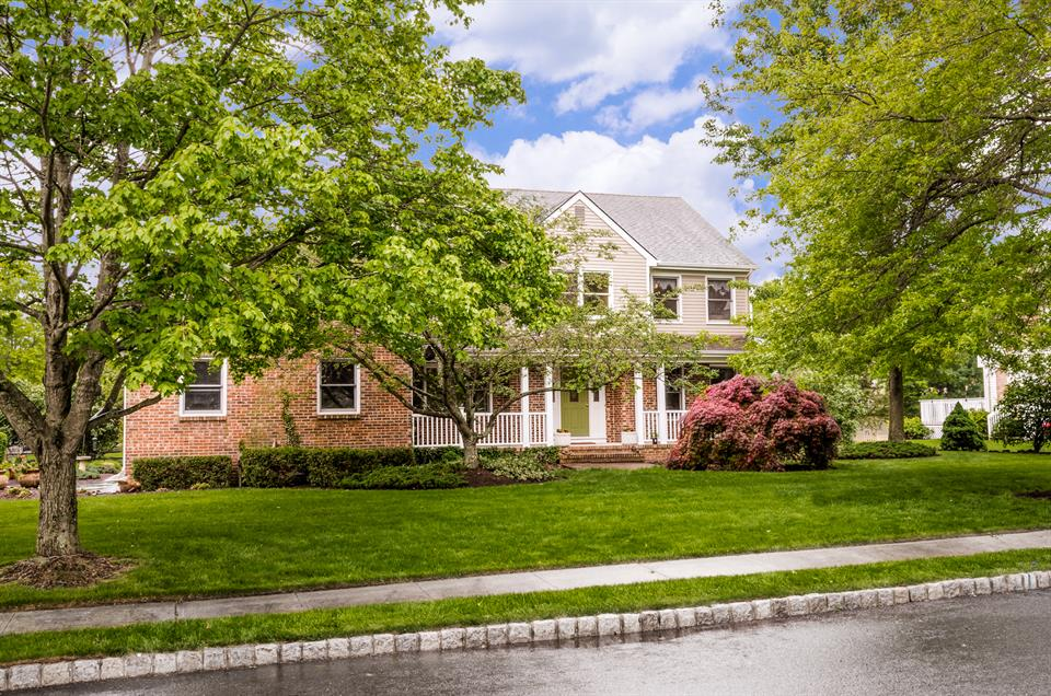 Residential for Sale at 7 Ashwood Court Lawrence, NJ Lawrence, New Jersey United States
