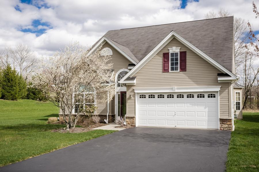 Single Family for Sale at 46 Buckingham Drive Pennington, NJ (Hopewell Township) Pennington, New Jersey United States