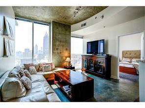 Additional photo for property listing at 855 Peachtree Street  Atlanta, Georgia 30308 Estados Unidos