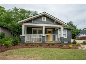 Single Family for Active at 78 Whitefoord Avenue SE Atlanta, Georgia 30317 United States