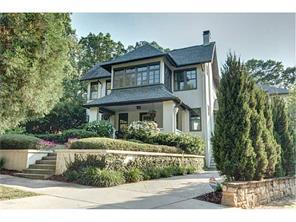 Single Family for Active at 870 Rosedale Road NE Atlanta, Georgia 30306 United States