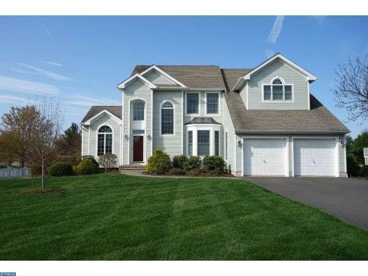 Single Family for Sale at 14 Spyglass Road Skillman, NJ (Montgomery Township) Skillman, New Jersey United States