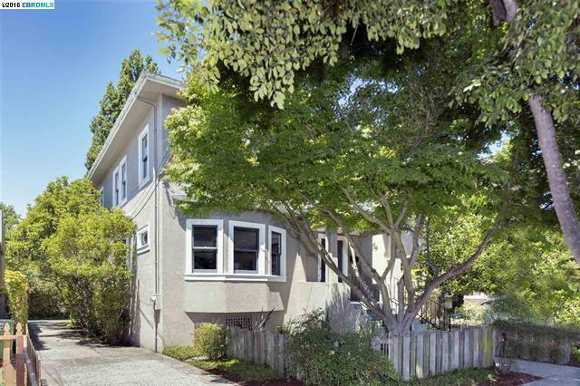Single Family for Sale at 6427 Colby St Oakland, California 94618 United States