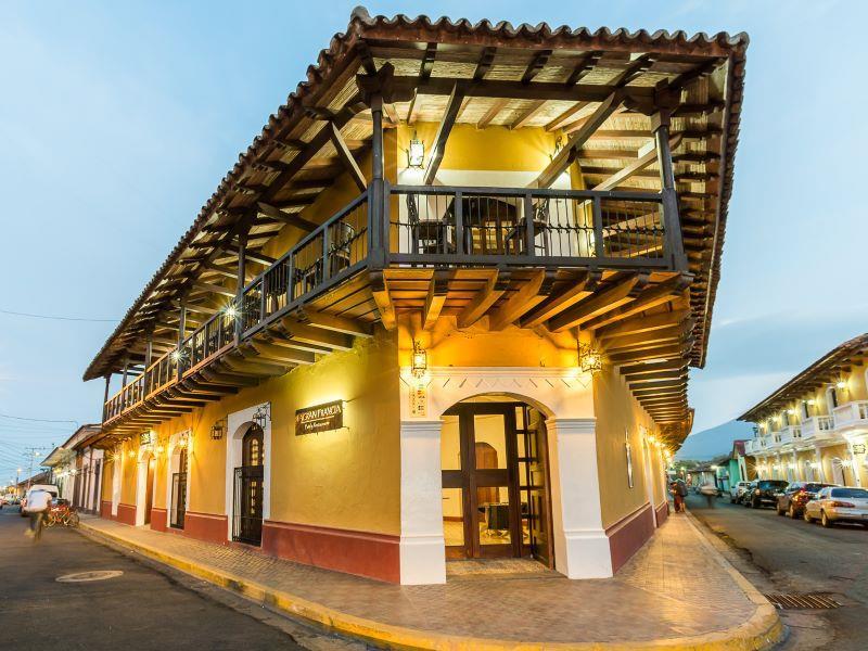 Resort / Hotel for Sale at La Gran Francia Hotel a Colonial Masterpiece Other Granada, Granada Nicaragua