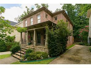 Additional photo for property listing at 420 Sutherland Place NE 420 Sutherland Place NE Atlanta, Джорджия 30307 Соединенные Штаты