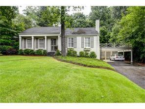 Single Family for Active at 1832 Meredith Drive Atlanta, Georgia 30318 United States