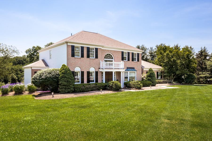 Single Family for Sale at 14 Michael Way Pennington, NJ (Hopewell Township) Pennington, New Jersey United States