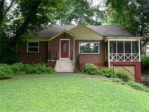 Additional photo for property listing at 1323 University Drive NE  Atlanta, ジョージア 30306 アメリカ合衆国