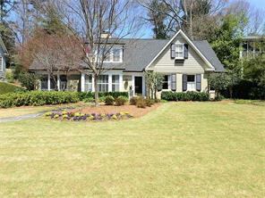 Single Family for Active at 515 Woodward Way NW Atlanta, Georgia 30305 United States
