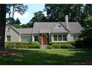 Additional photo for property listing at 1177 Springdale Road NE Druid Hills, Atlanta, Georgien Usa