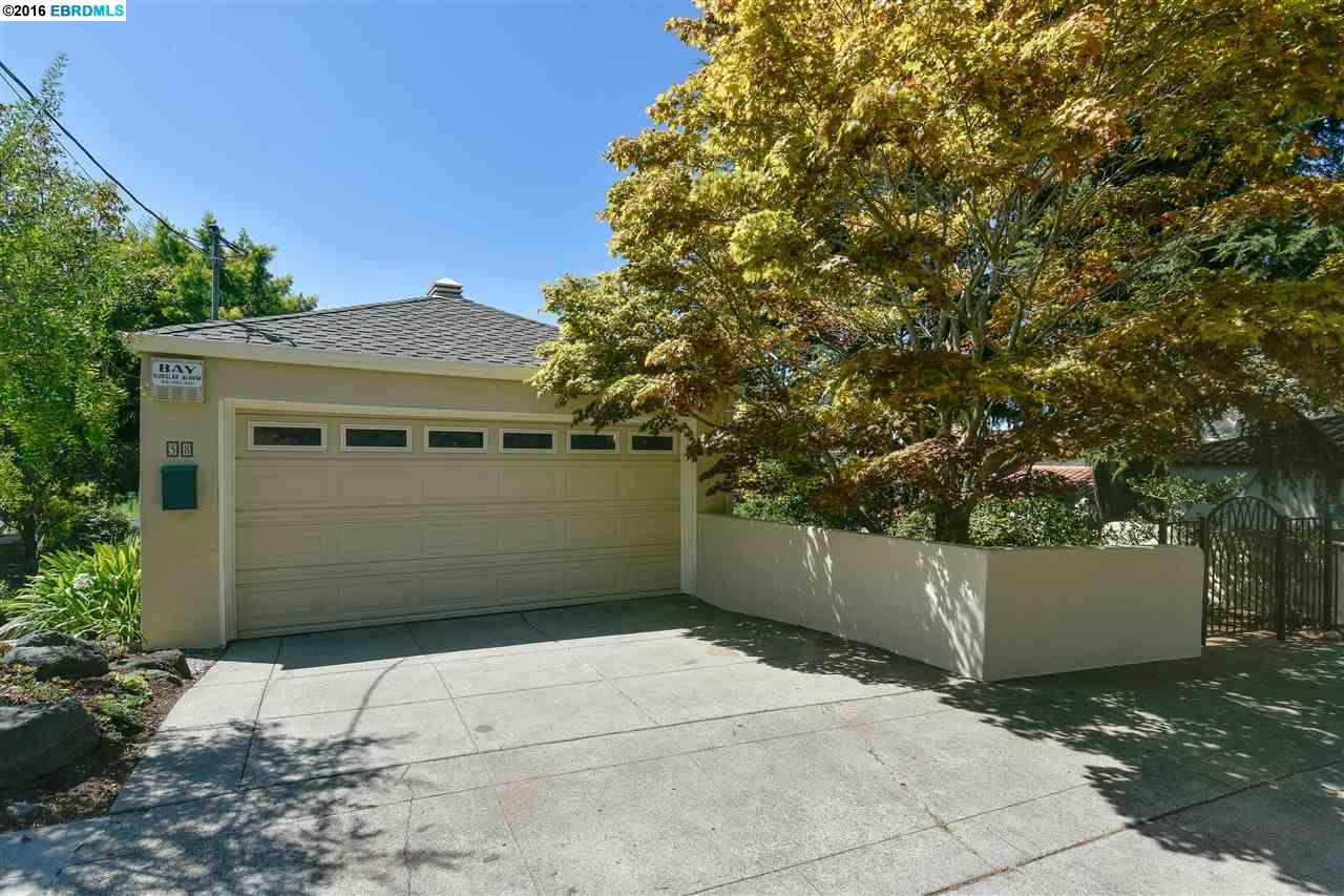 Single Family for Sale at 58 Sonia St,Oakland Oakdale, California United States
