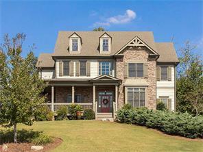 Один семья для того Продажа на 3915 Tullamore Way 3915 Tullamore Way Cumming, Джорджия 30040 Соединенные Штаты