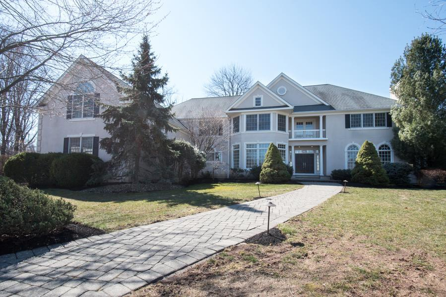 Single Family for Sale at 87 High Ridge Road Skillman, NJ (Montgomery Township) Skillman, New Jersey United States