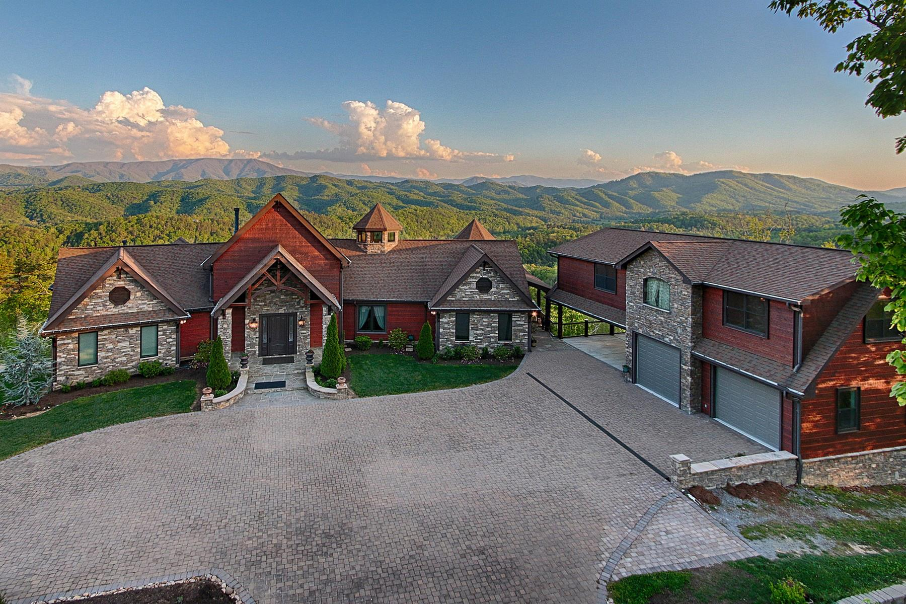 Single Family for Sale at 2978 Summit Trails Drive 2978 Summit Trails Drive Sevierville, Tennessee 37862 United States