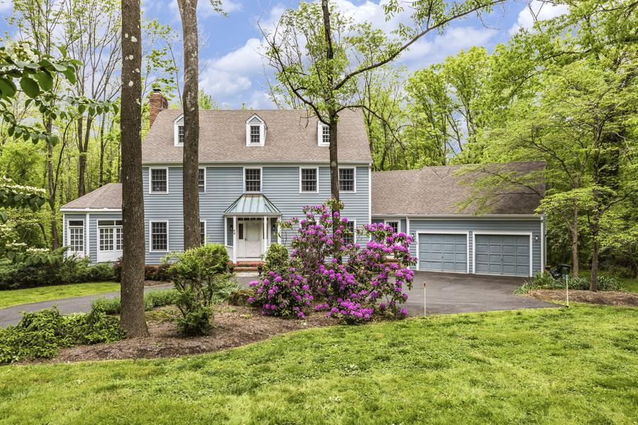 Single Family for Sale at 49 Heather Lane Princeton, NJ Other Areas, USA