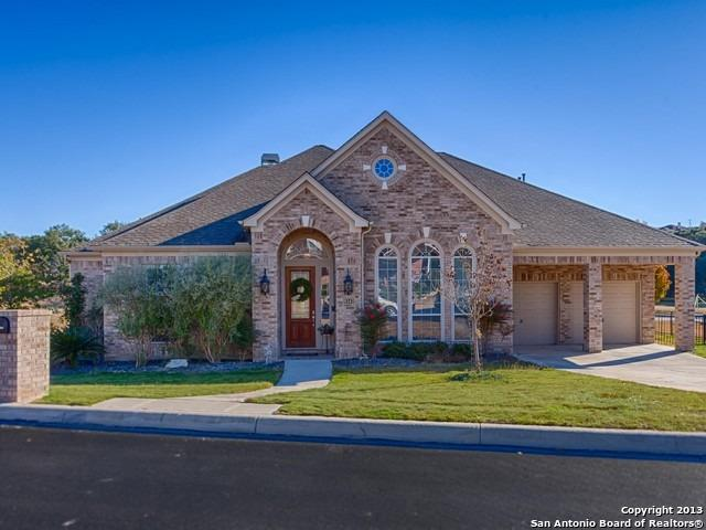 Residential for Sale at 8343 Monument Oak 8343 Monument Oak Boerne, Texas 78015 United States